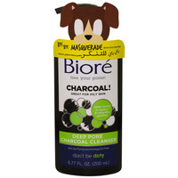 Bioré Deep Pore Charcoal Cleanser 200ml
