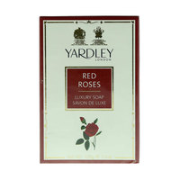 Yardley Red Roses Luxury Soap 100G