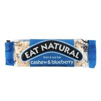 Eat Natural Fruit & Nut Bar Cashew & Blueberry 45g
