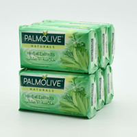 Palmolive Natural Soap Herbal Extracts 175 g x 6 Pieces