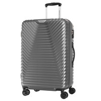 American Tourister Sky Cove Spinner 55Cm Tsa  Dark Shadow