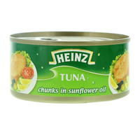 Heinz Chunks in Sunflower Oil Tuna 185g
