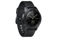 SAMSUNG Smart Galaxy Watch 1.2 Inch 42mm BLACK