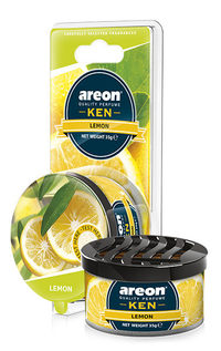 Areon Air Freshener Ken Lemon Box