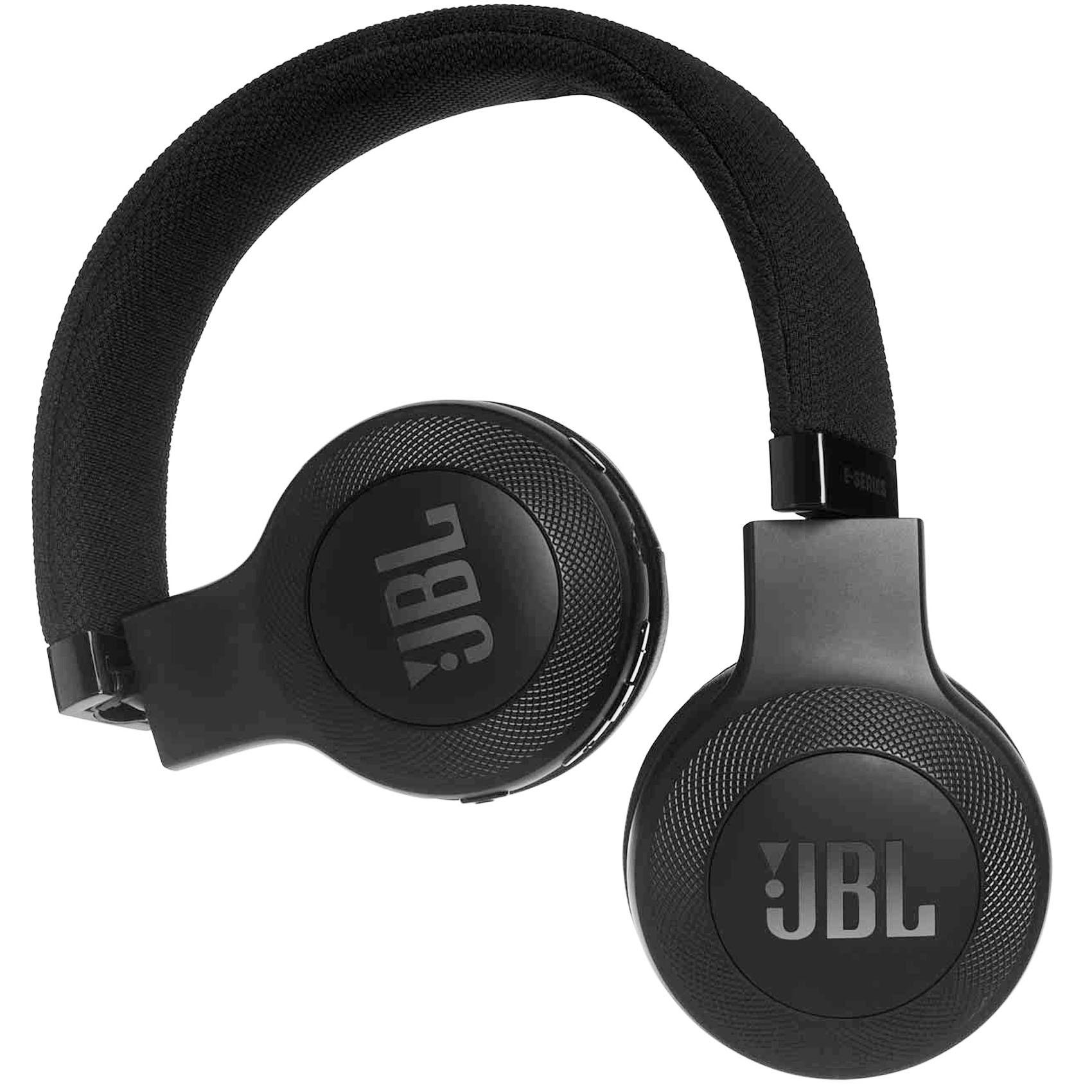 JBL HEADPH E45BT BK