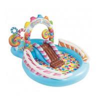 إنتكس حديقة لعب للأطفال قابلة للنفخ كاندي زون 295x 191x130 سم