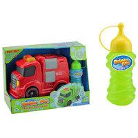 Power Joy Bubble Fun Firetruck 4OZ