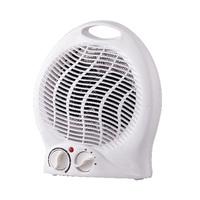 Blue Berry Fan Heater RHF-10 White