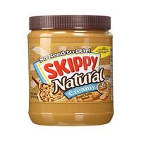 Skippy Peanut Butter Natural Creamy 425GR