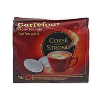 Carrefour Strong Pods Coffee 18's