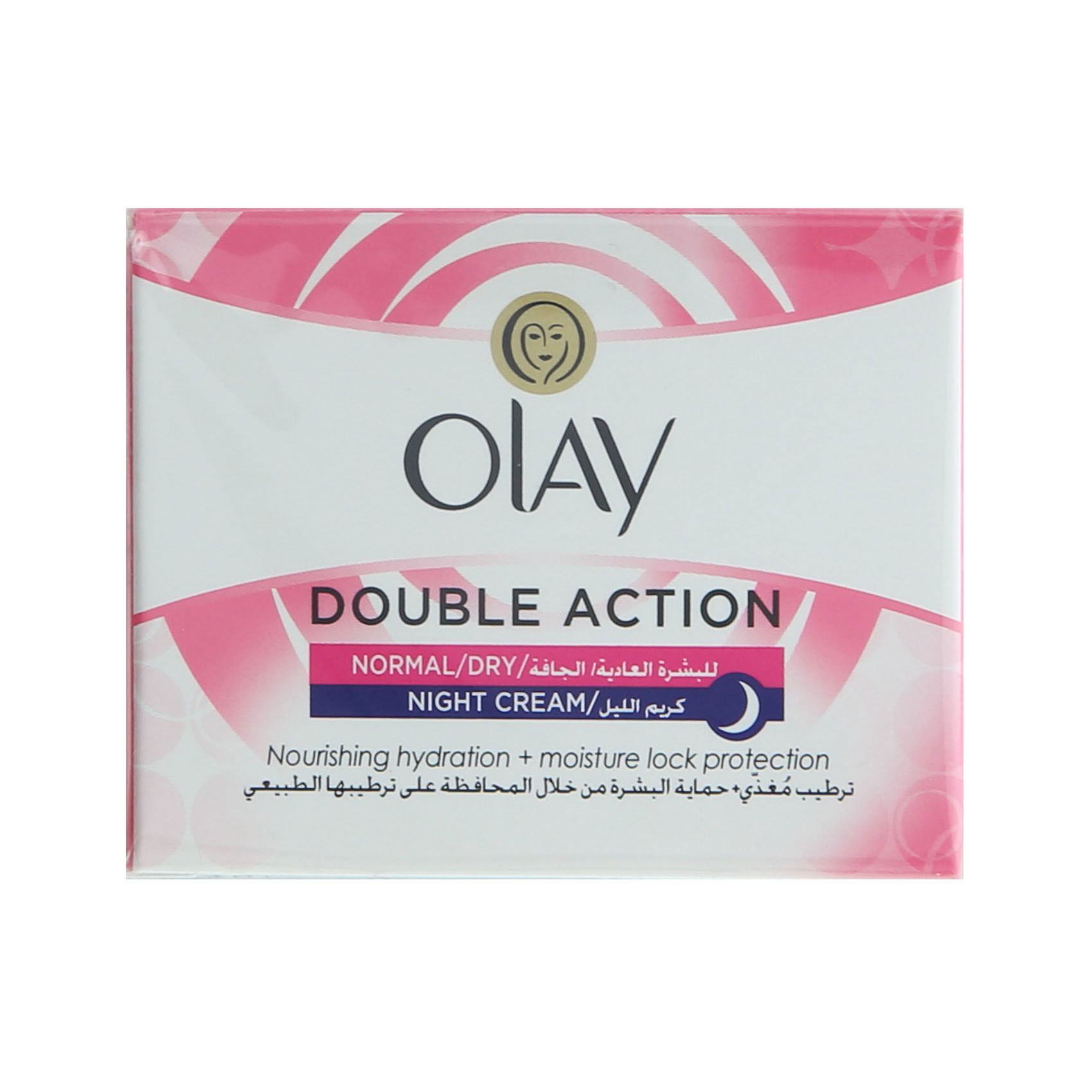 OLAY CLASSIC D/ACTION NIGHT CRM 50M