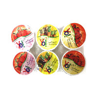 Al Rawabi Yo Assorted Yoghurt 130gx6