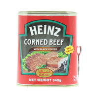 Heinz Corned Beef With Black Pepper 340g