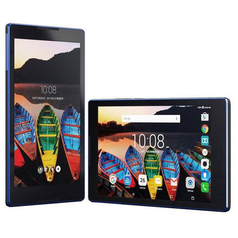 """Lenovo-Tablet-Tab-A8-50-1.3Ghz-2GB-RAM-16GB-Memory-4G-8""""-Black"""