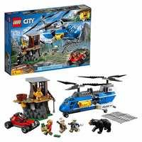Lego City Mountain Arrest Building Kit