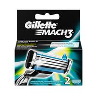 Gillette Mach 3 Sensitive Blades Pack Of 8