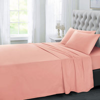 Tendance's Fitted Sheet King Dusty 198X203