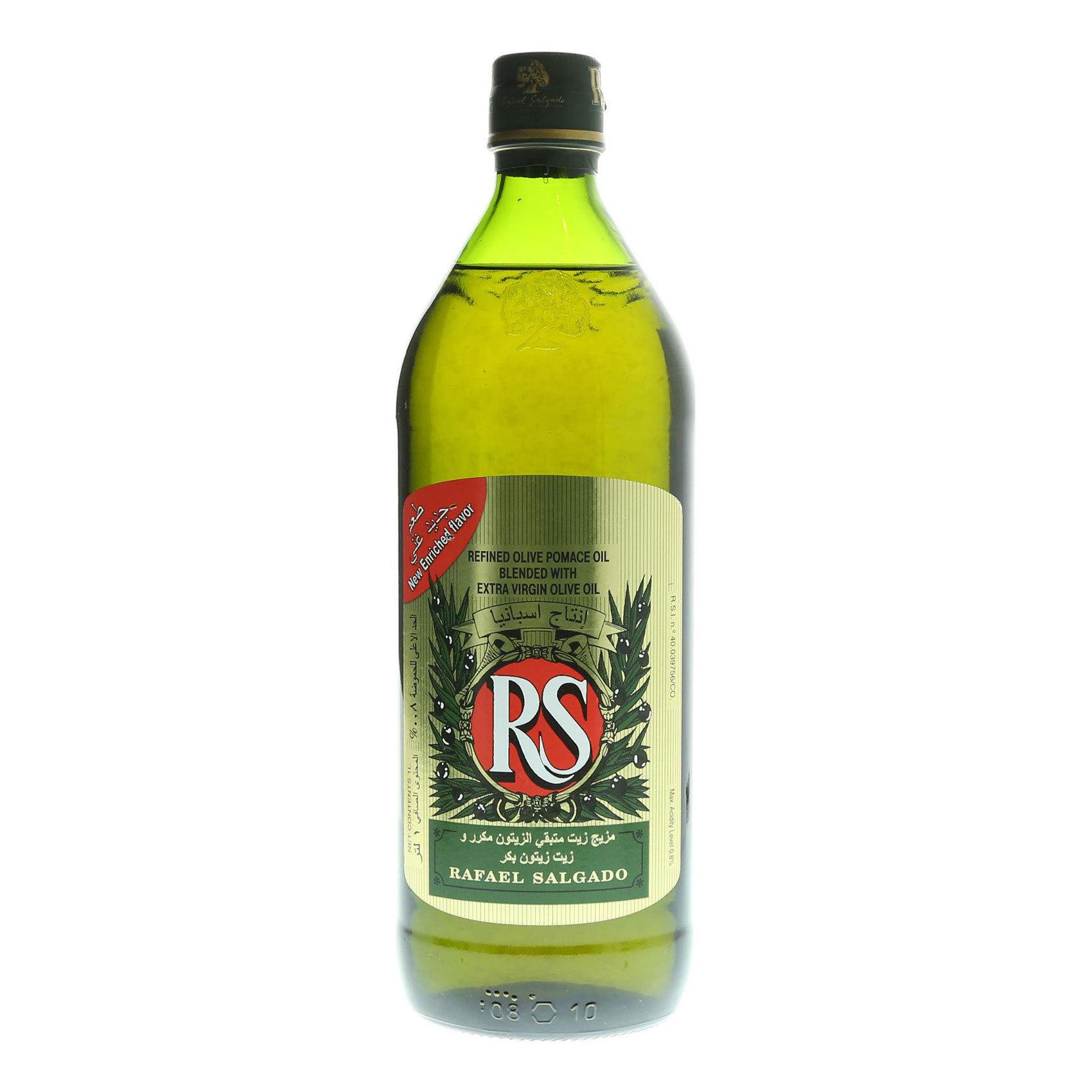 RS POMACE OLIVE OIL 1L