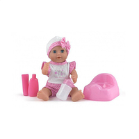 Dolls World Baby Dribbles Gift Set 25CM