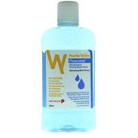 Pearlie White Fluorinze Anti-Bacterial Fluoride Mouth Rinse 500ml