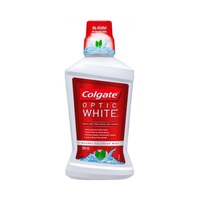 Colgate Mouthwash Plax Optic White 500ML