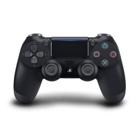 Sony Dual Shock 4 Wireless Controller Black For Ps4