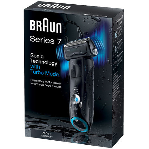 Braun-Shaver-740S