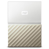 WD Hard Disk 2TB Drive My Passport Ultra Gold Worldwide