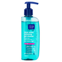 Cool & Cool Deep Action Refreshing Gel Cleanser 150ml