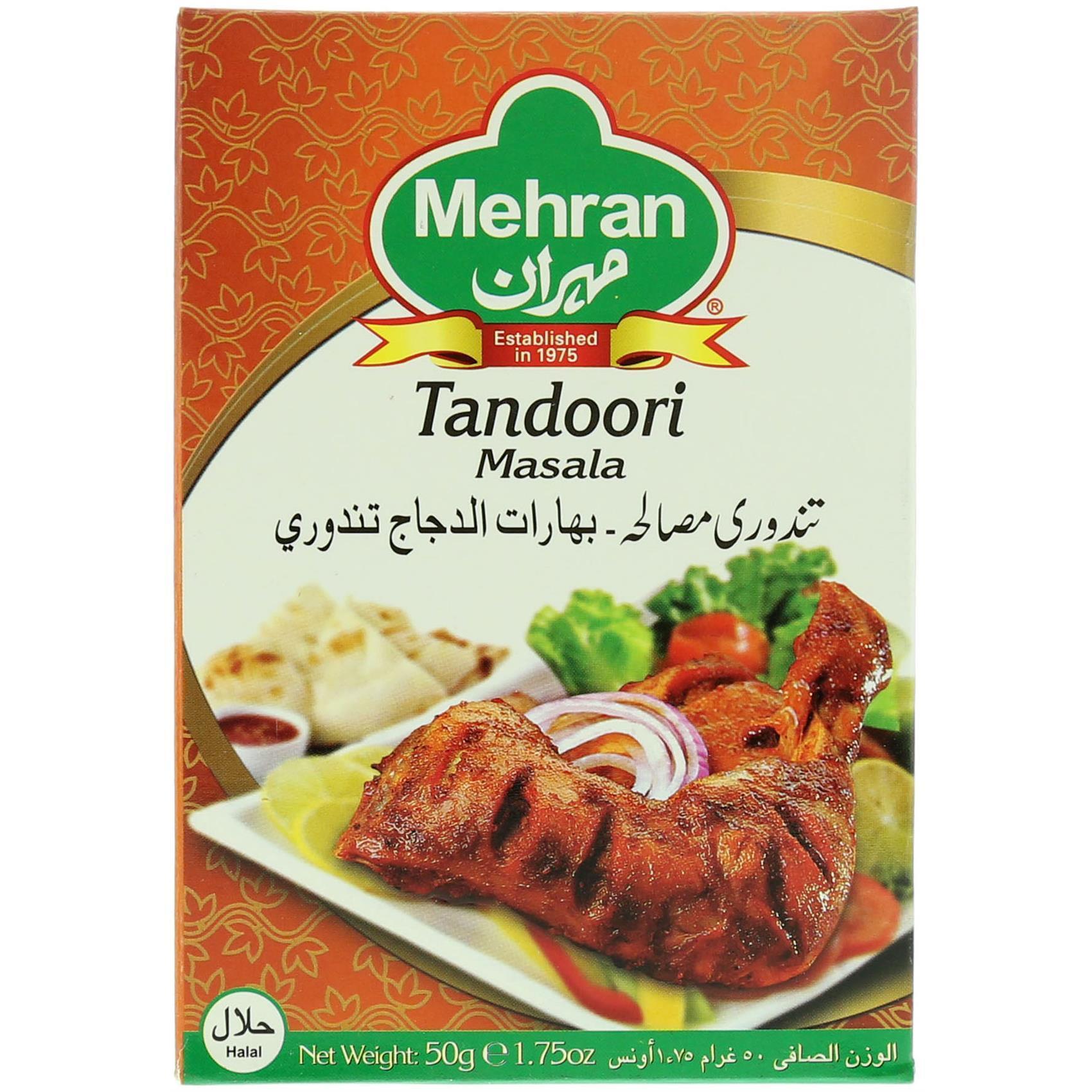 MEHRAN TANDOORI MASALA POWDER 50G