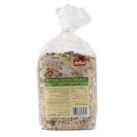 Delba Wholegrain Muesli 500g
