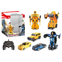 Kidzpro Rc Transformer - Assorted