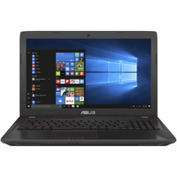 "Asus Notebook Gaming  FX553 i7-7700HQ 12GB RAM 1TB Hard Disk 4GB Graphic Card 15.6"" Black"