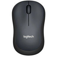 Logitech Mouse Wireless M220 Silent Charcoal