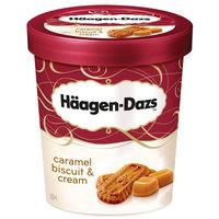 Haagen Dazs Caramel Biscuit & Cream Speculool 500ml