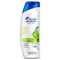 Head & Shoulders Apple Fresh Anti-Dandruff Shampoo 600 ml