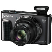 Canon Camera PowerShot SX720 Black
