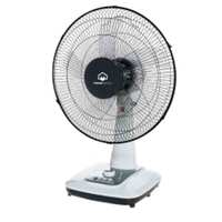 Home Electric Table Fan HTF-1640 Grey