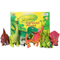 Wing Crown Dinosaur Cartoon World