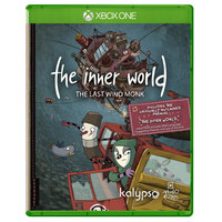 Microsoft Xbox One The Inner World: The Last Wind Monk