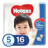 Huggies Superflex Baby Diaper Size 5 - 16 Diapers