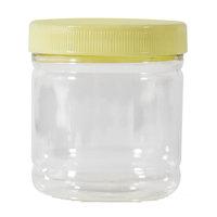 Sunpet Plastic Clear Jar 250Ml