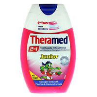 Theramed Junior 2 In 1 Toothpaste + Mouthrinse 75ml
