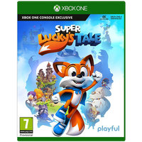 Microsoft Xbox One  Super Lucky's Tale 4K