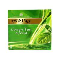 Twinings Green Tea And Mint 50 Bags