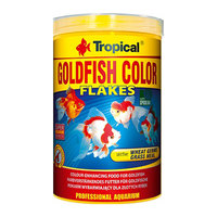 Tropical Goldfish Color Flakes 1000ml