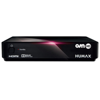 Humax Multi Satellite Receiver HD1000S with 6 Months OSN Pehla Package