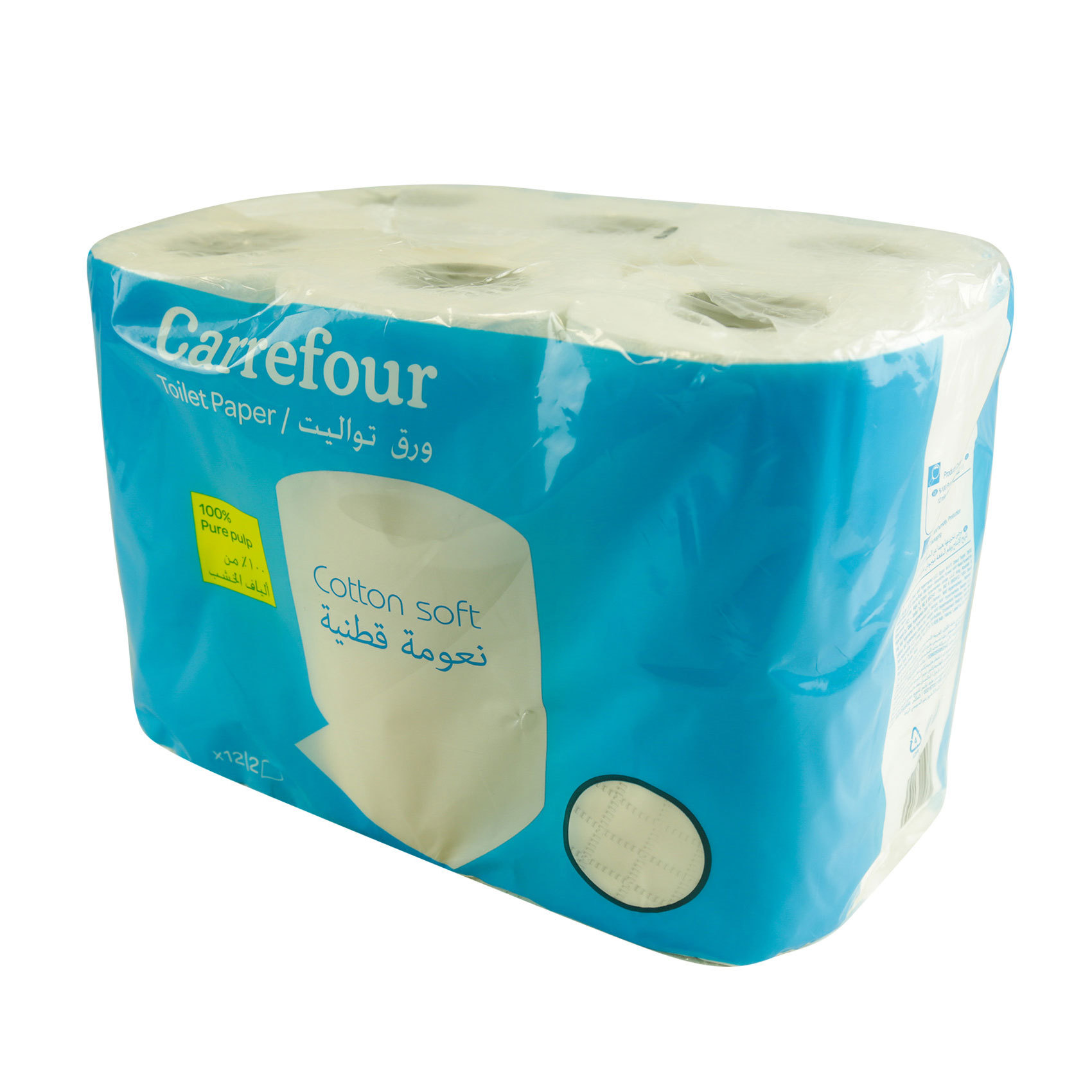 CRF T/ROLL 2 PLY X 12