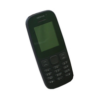 NOKIA Mobile Phone 105 Mini Dual Sim Card Black