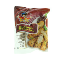 Dodo Roll Black Pepper Tofu 200g
